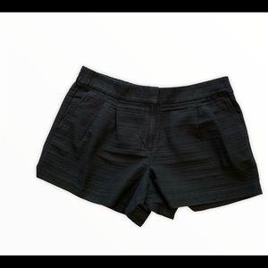 J.Crew Pleated Cotton Linen Blend Shorts Sz 14